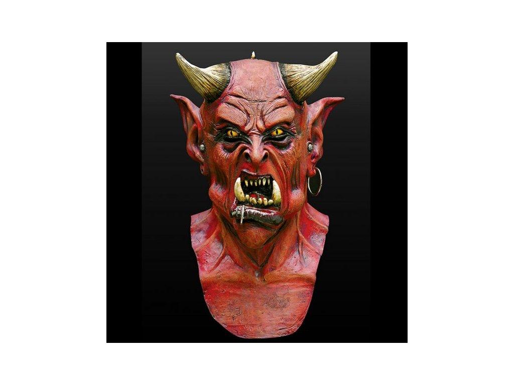 Maska pekelny pan