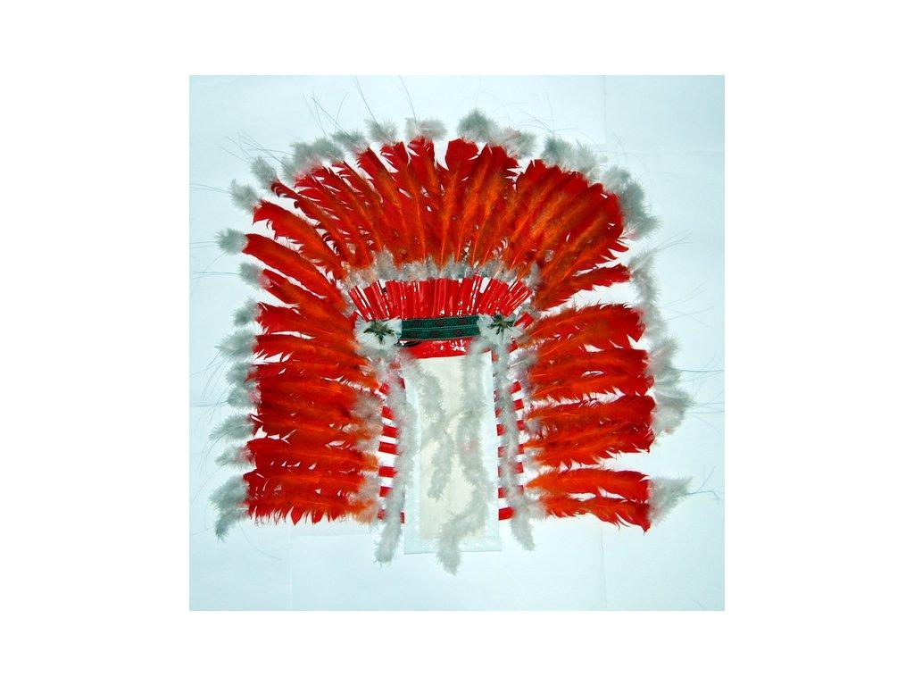 7d78ece7121 Indiánská čelenka - profi - Ptákoviny-CB