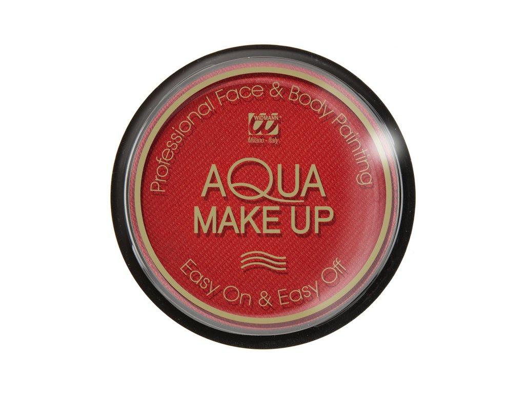 Make up cerveny