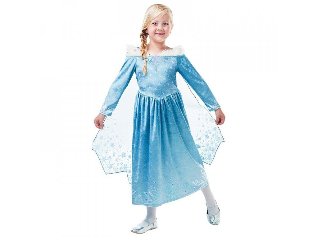 Kostým Elsa. Kód  02371 3-4. Neohodnoceno. Kostym Elsa ff03fddecb7