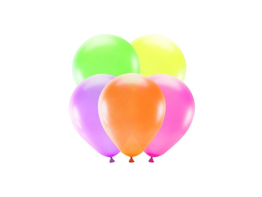 Neonove balonky