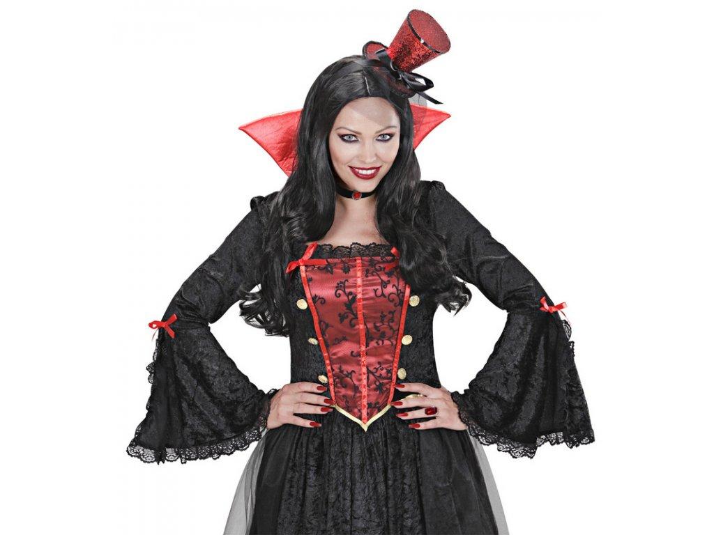 Prsten cerveny kamen