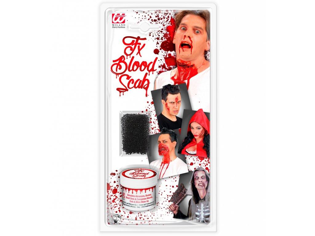 Houbicka s krvy