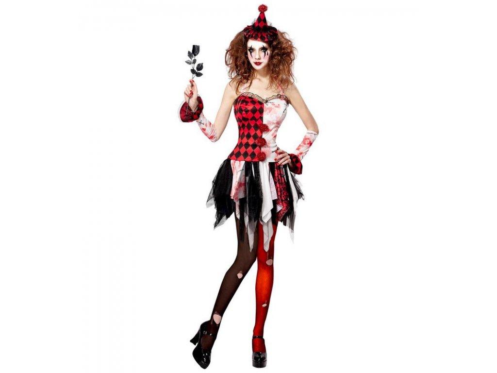 Kostým Harlequin