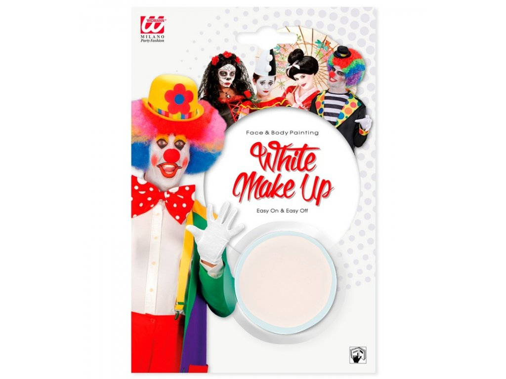 Make up bily 9,6ml