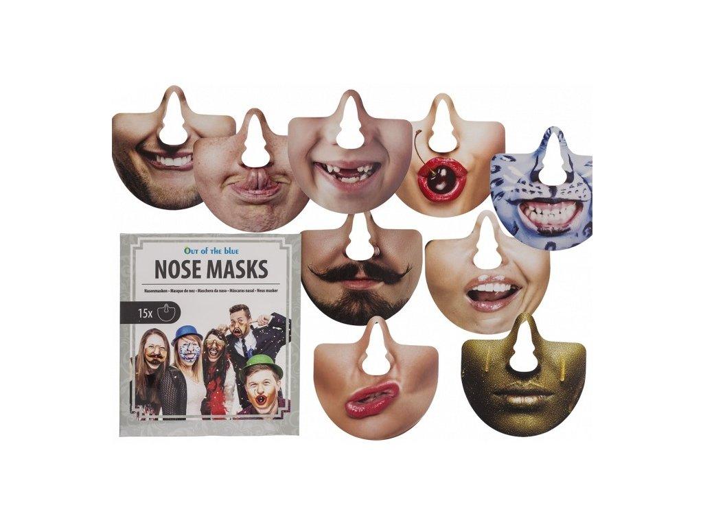 Masky na foceni