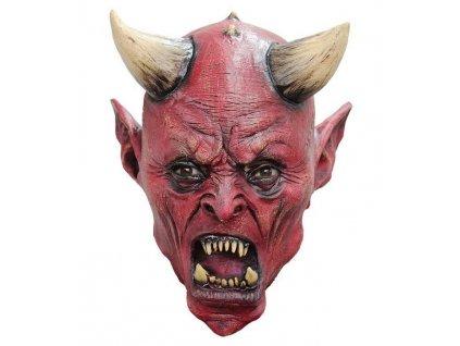 maska cert pekelny pan