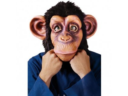 maska simpanz