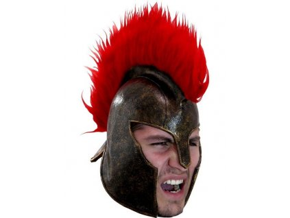 helma rytir s chocholem