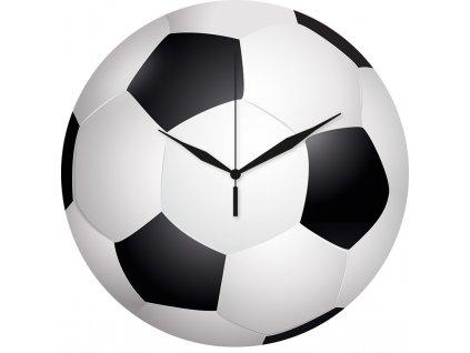 hodiny fotbalovy mic