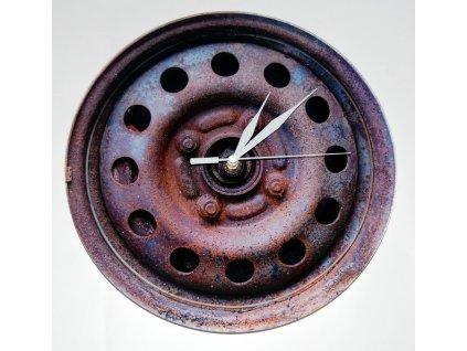 hodiny zrezively disk kola