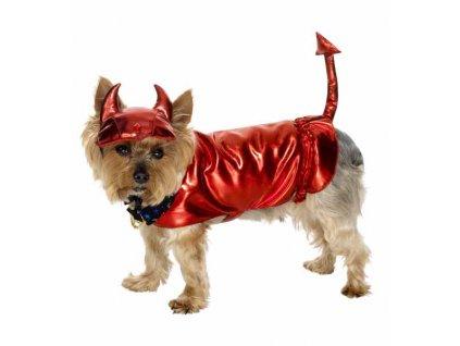 Kostym na psa cert