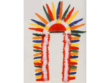 indianska celenka barevna