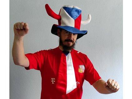 kravata ceska vlajka