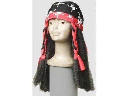 satek pirat s vlasy