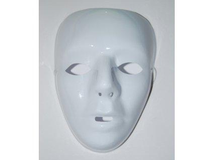 bila maska plast