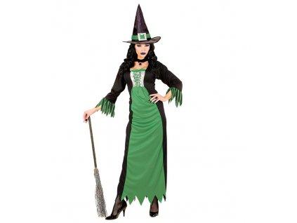 carodejnice klobouk nos brada