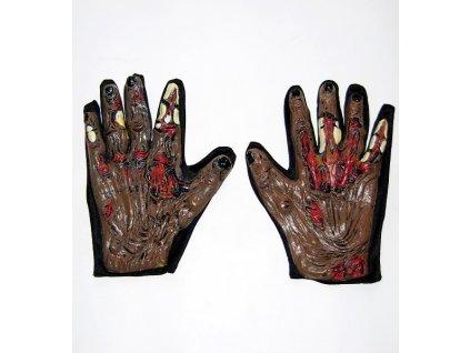 rukavice hnede
