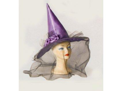 klobouk carodejnice