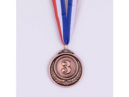 medaile 3 misto