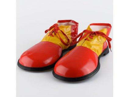 boty klaunske