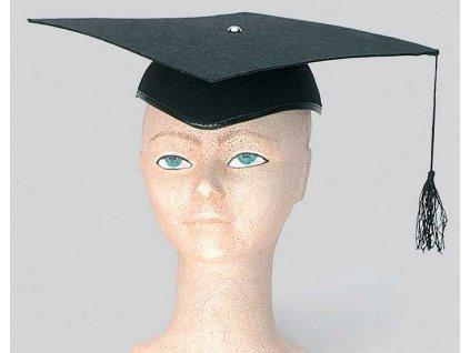 klobouk promoce