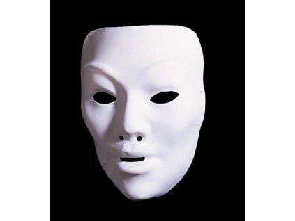 Maska bila malovani