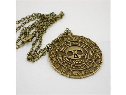 retizek pirati z karibiku aztecke zlato