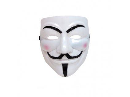 maska anonymus vendeta