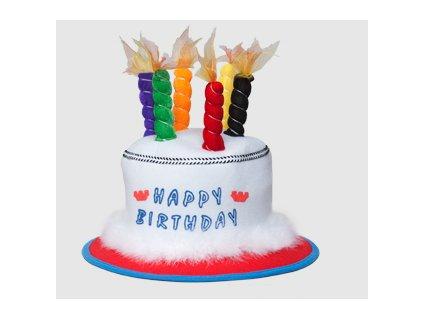 klobouk narozeniny