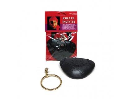 pirat klapka nausnice