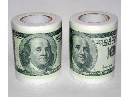 toaletni papir dolary