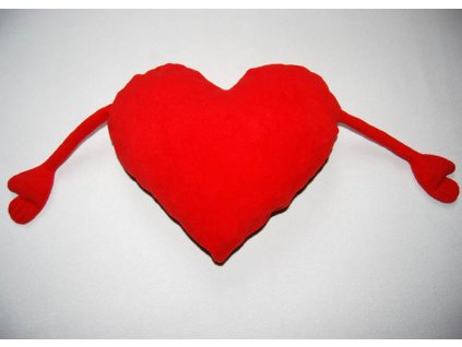 polstar srdce s rukama