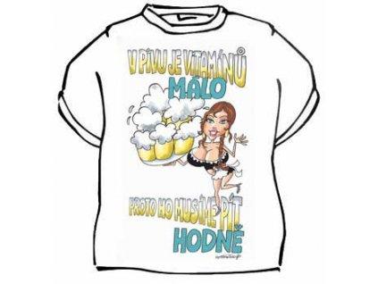 Tričko - Vitamíny