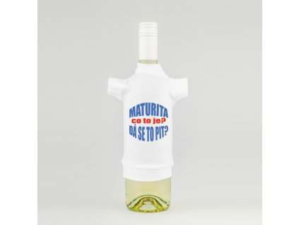 tricko na flasku maturita