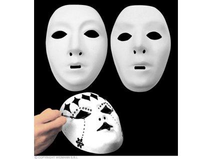 Maska bila na malovani