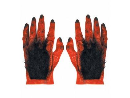 rukavice cert