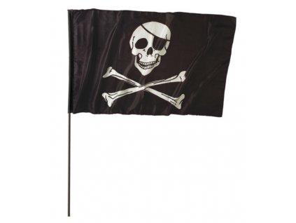 vlajka piratska