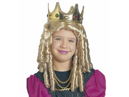 paruka blond detska