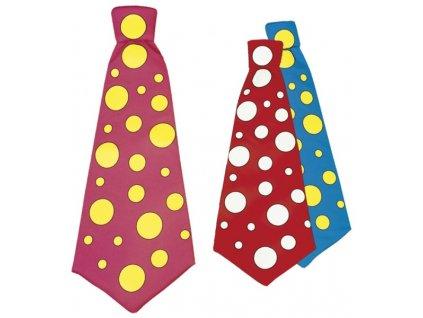 kravata klaun puntik
