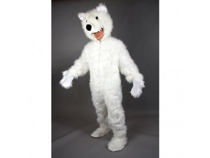 Kostým Lední medvěd