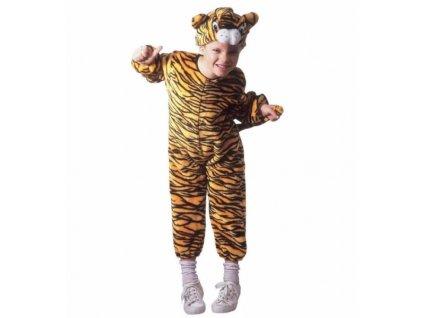 Kostym tygrik