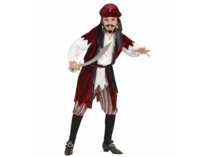 Kostym pirat