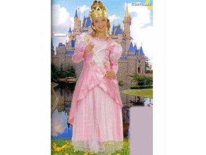 Kostym princezna