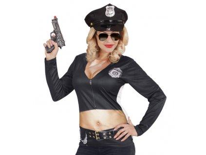 tricko policistka
