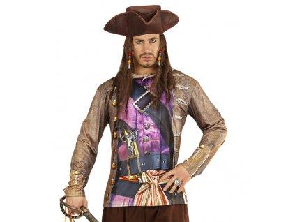 tricko pirat