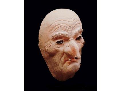 maska babka carodejnice