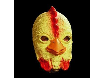 maska slepice kure