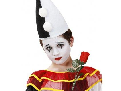 Makeup cerno bily