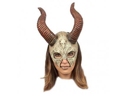mythical hornet skull